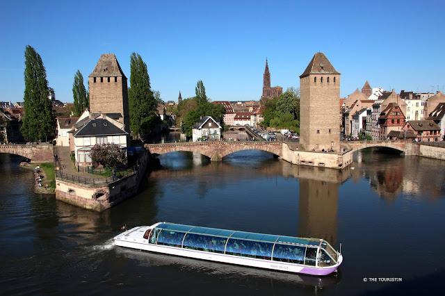 Strasbourg Batorama Tour