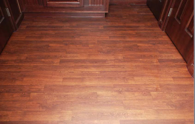 The Oxford Faux Wood Plank Flooring