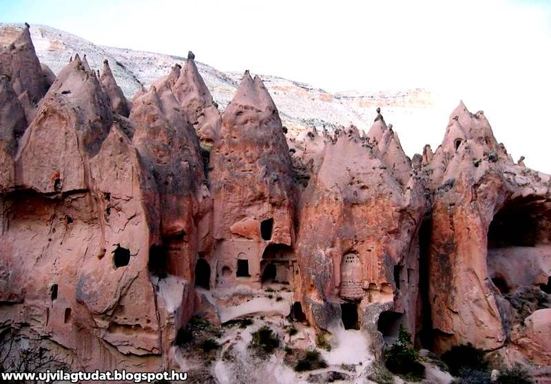 Létezik egy ősi föld alatti város, ahol egykor 20000 ember élt | Új  Világtudat | Az Élet Más Szemmel