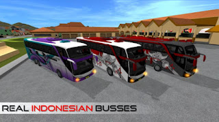 Bus Simulator Indonesia (BUSSID) 2