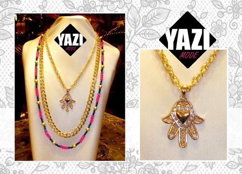 التصميمات العصرية لـ yazi mode  2012
