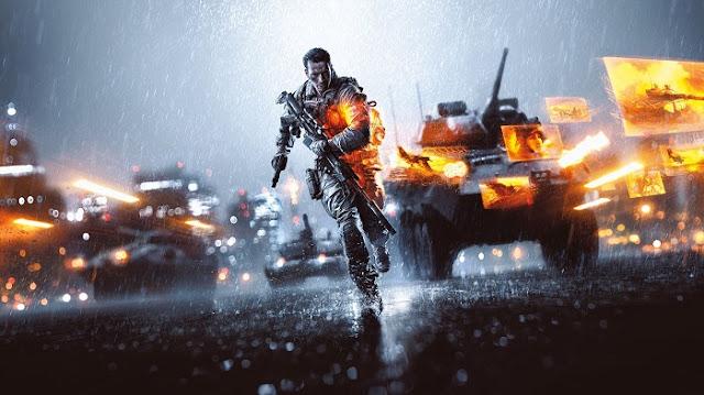 Battlefield 4 completely unpredictable