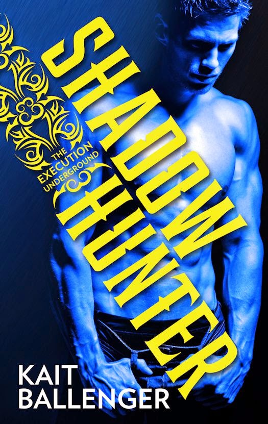 Cover Revealed: Shadow Hunter by Kait Ballenger
