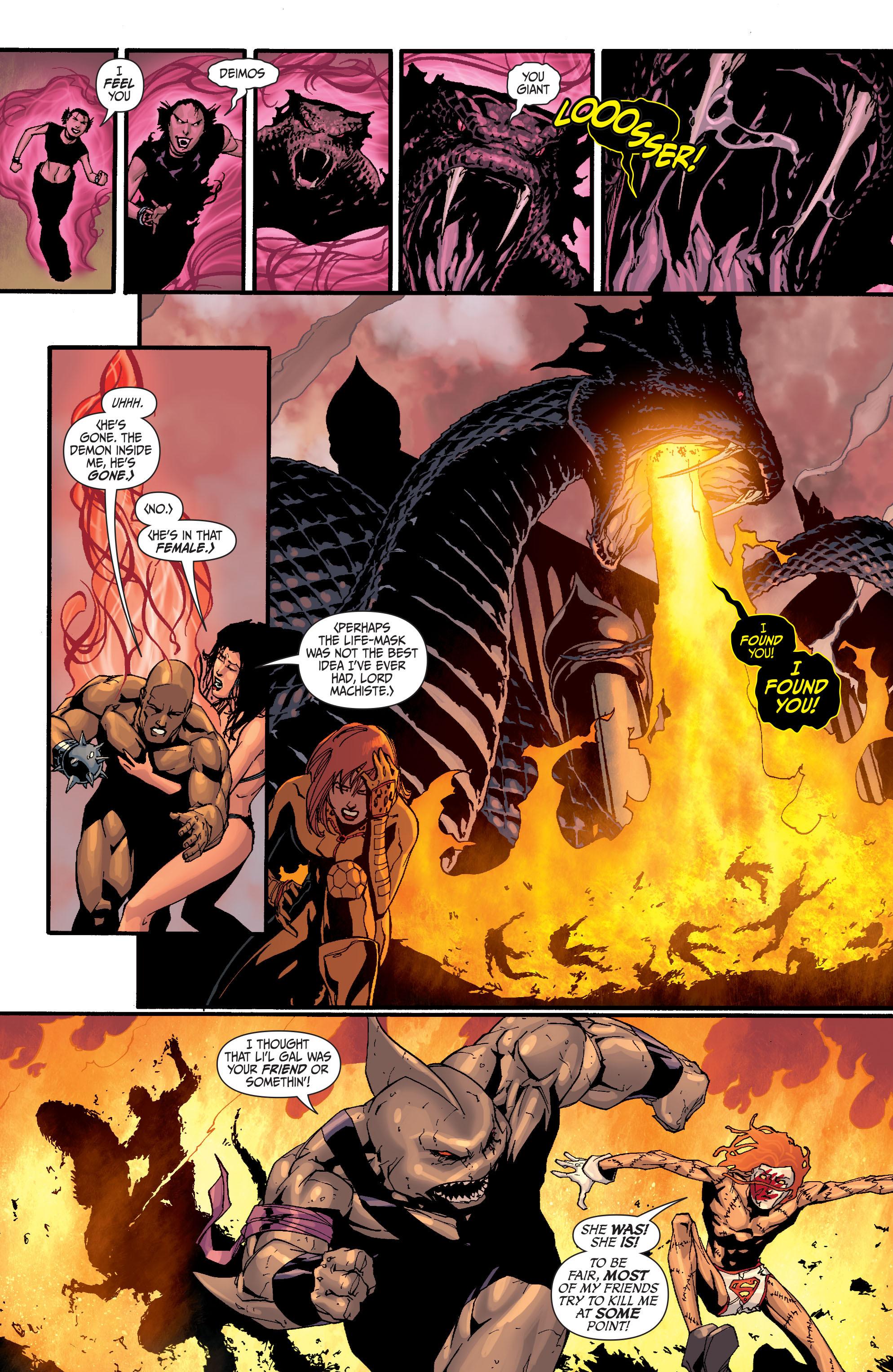 Read online Secret Six (2008) comic -  Issue #28 - 15