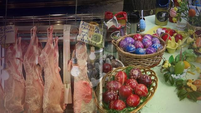 Σαρώνουν την αγορά τροφίμων οι ελεγκτές του ΥπΑΑΤ ενόψει του Πάσχα