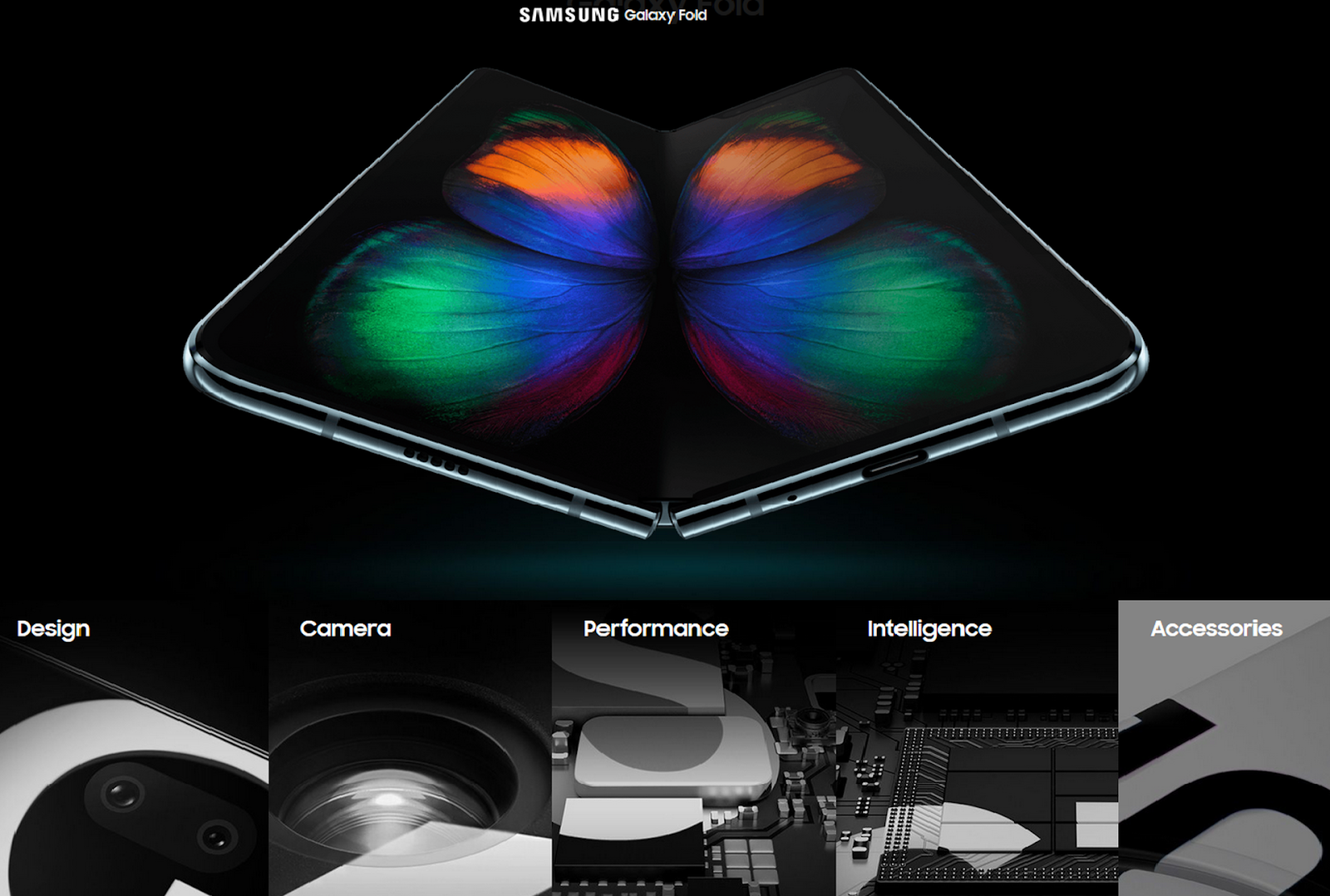 Samsung Galaxy Fold User Guide Galaxy Fold Manual PDF | User Guide