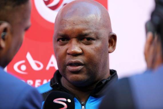 Pitso explains how North Africans cheat system in CCL