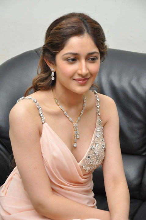 Sayesha Saigal Spicy Photoshoot Stills - South Indian Actress