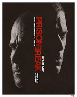 Prison Break Season 5 Poster 3