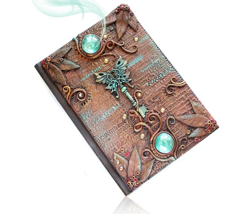 03-Leather-imitation-Aniko-Kolesnikova-Animal-Fantasy-Journal-and-Book-Covers-www-designstack-co