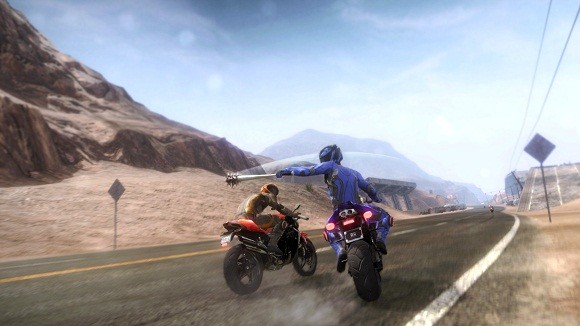 Road Redemption PC Full Version Screenshot 3