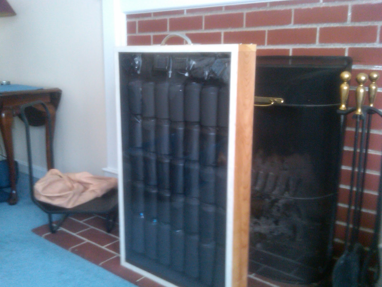 Passive Solar Heating The Future Is Now Quot Indoor Passive