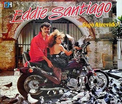 SIGO ATREVIDO - EDDIE SANTIAGO (1987)