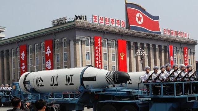 Coreia do Norte lança um novo míssil não identificado, dizem autoridades sul-coreanas