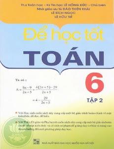 Để Học Tốt Toán Học 6: Tập 2 - Nhiều Tác Giả