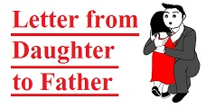 Letter from Daughter to Father