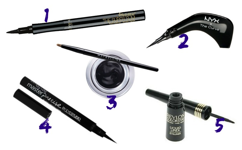 Drugstore Eyeliner for the Perfect Cat Eye