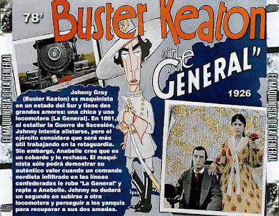 El maquinista de la General - [1926]