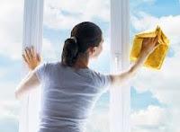 pimapen pencerelere hangi temizlik maddesi güzel olur