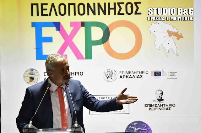 Γ.Μανιάτης: Η επόμενη μέρα της Ελλάδας ξεκινάει από τους μικρούς και τους μικρομεσαίους της περιφέρειας