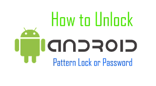 Unlock or Reset a Pattern Screen Lock on Android