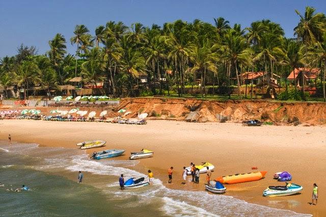 Golden Chariot Goa