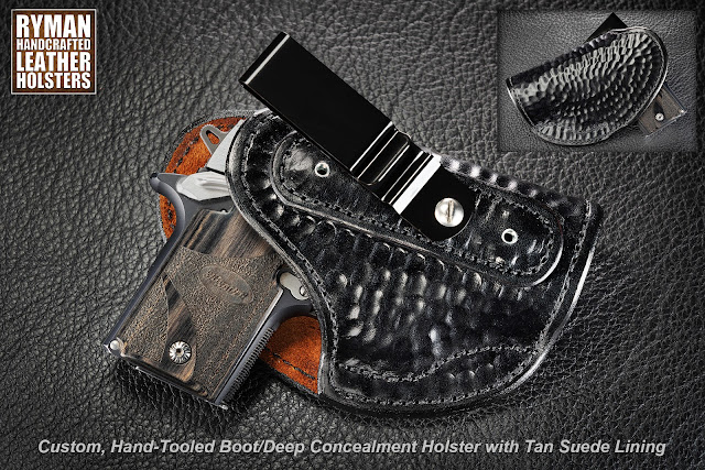 Ryman Holsters Boot Holster