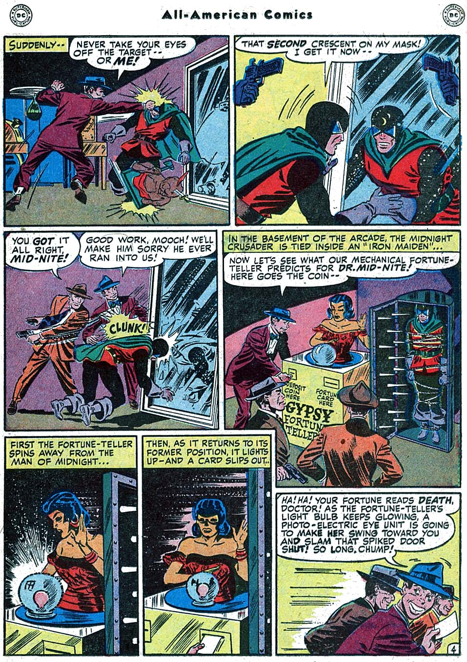 Read online All-American Comics (1939) comic -  Issue #99 - 33