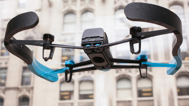 Drones Qualcomm, the future of the Snapdragon?