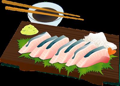 sushi, peixe, alimentos, comidas, español, portugués