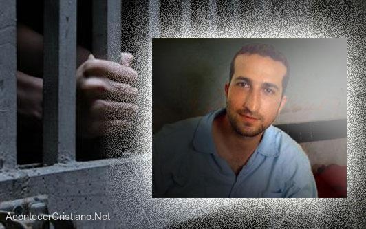 Youcef Nadarkhani envía carta a congregación desde prisión