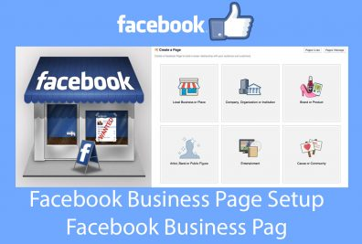 Facebook Business Page Setup | Facebook Business Page Create