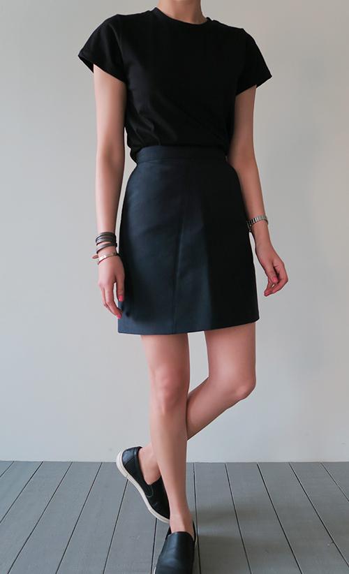 Classic A-Line Skirt