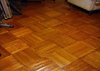 Parquet Wood Floor Repair
