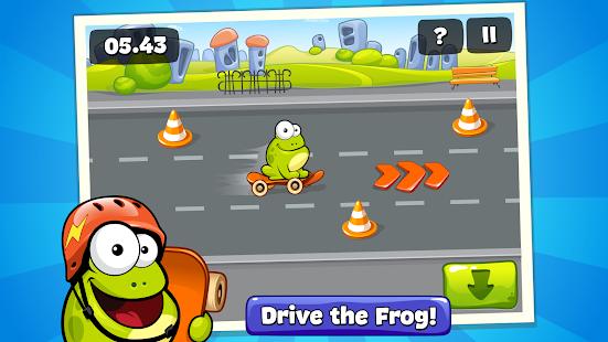 تحميل لعبة الضفدع للاندرويد Tap the Frog