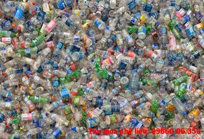 chuyên thu mua nhựa phế liệu