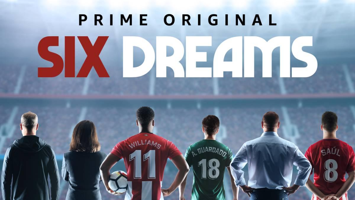 Series  Six dreams  para vosotros 29515147963dc