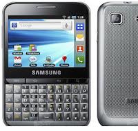 Spesifikasi Dan Harga Samsung Galaxy Pro