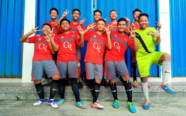 Tim Futsal SMP Negeri 1 Cidahu Lolos Ke Babak Final