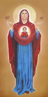 Мати Божа