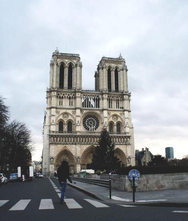 lebellelavie - That time I went to Notre Dame de Paris