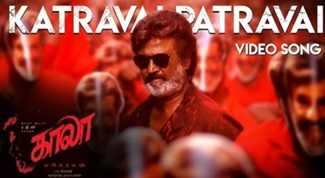 Katravai Patravai – Video Song | Kaala (Tamil) | Rajinikanth | Pa Ranjith | Santhosh Narayanan