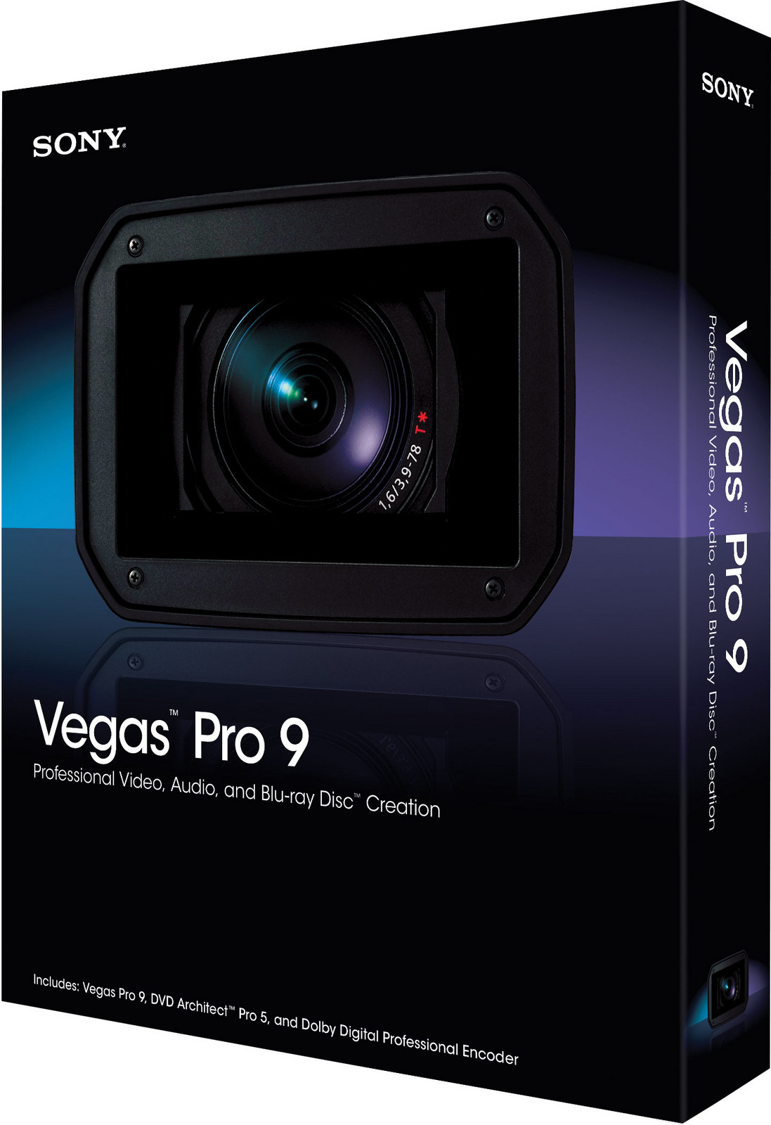 Sony vegas pro 9 software free download full version for Sony vegas pro 9 templates free download