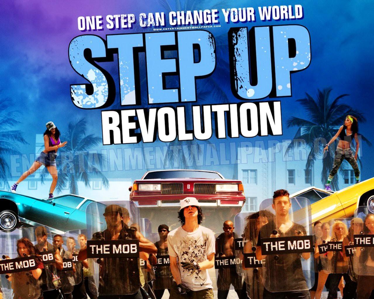 Step Up 2 Stream German