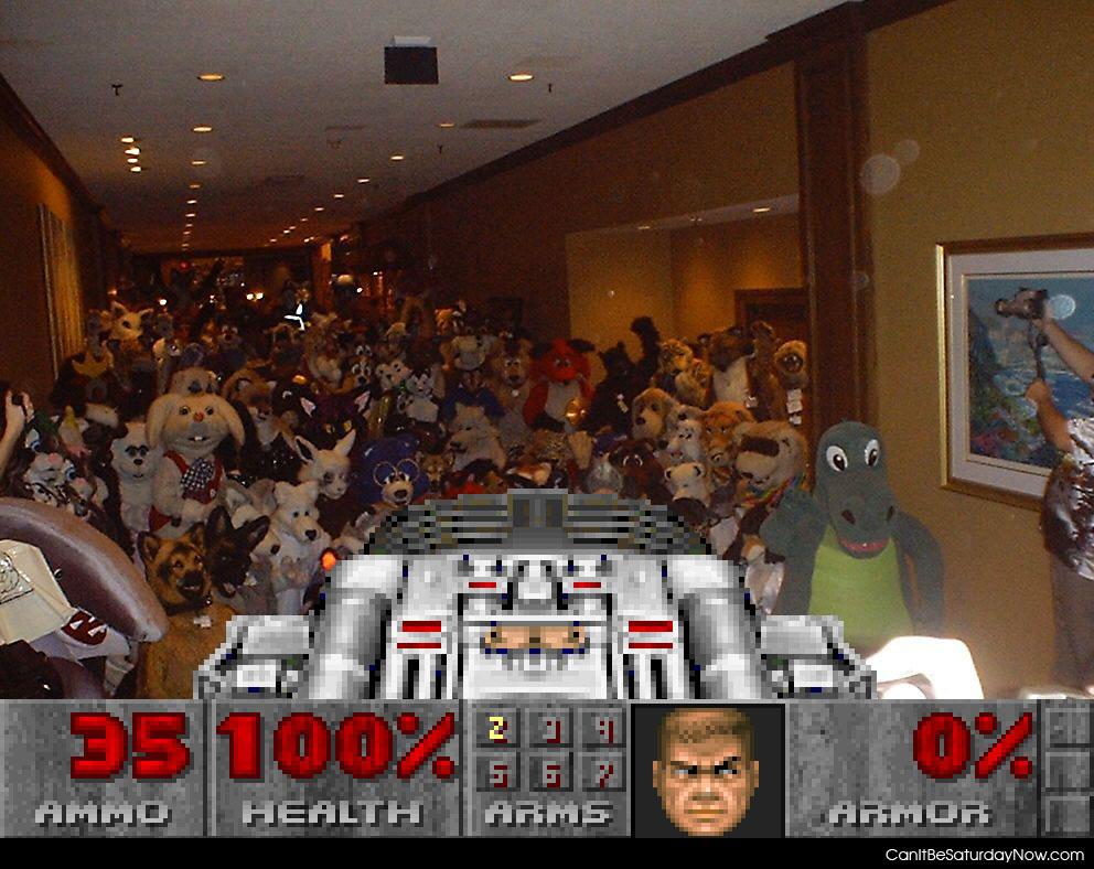 PC Games Wallpaper: PC Games Abandonware :: Game Doom PC