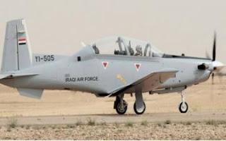 مصدر امريكي يؤكد ان شركة أميركية تعيد تأهيل طائرات قديمة لاغراض التدريب في العراق !