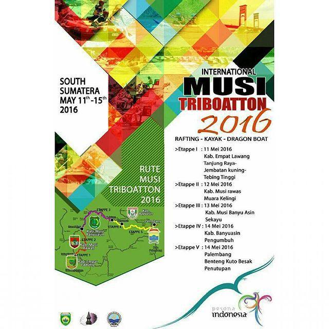 Rute Musi Triboatton 2016