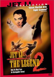 Fong Sai Yuk 2 ปึงซีเง็ก ปิดตาสู้ (1993)