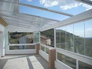 Cerramientos y techos de policarbonato