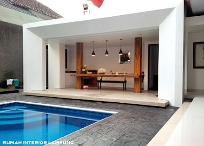 arsitektur villa di bali